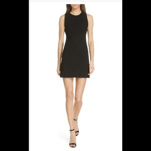ALICE + OLIVIA NWT Clyde Sleeveless A-Line Dress
